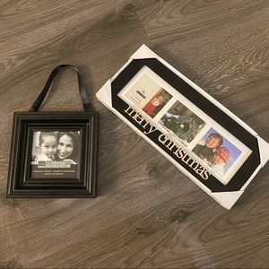 Set of 2 New Picture Frames